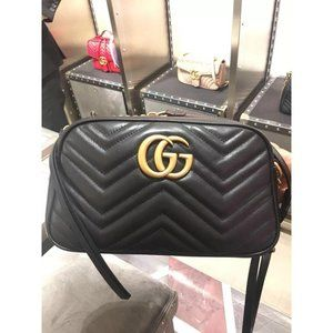NWT Gucci Marmont Matelasse Leather bags mcth